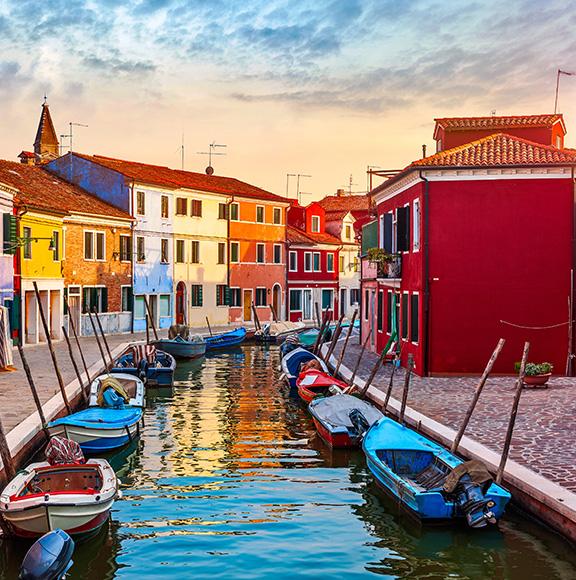 Decouvrir Venise ces 6 quartiers et ses nombreuses iles